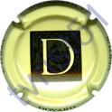 DOYARD n°04 crème et noir