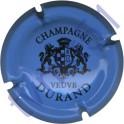 DURAND VEUVE n°09e bleu et noir