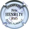 FLINIAUX Régis n°47 2010 blanc et noir