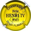 FLINIAUX Régis n°48 2010 jaune et noir